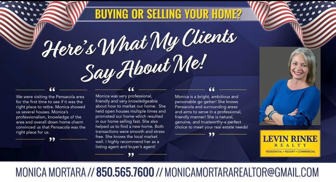 Real Estate Agent Pensacola Beach Florida